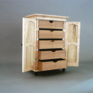 Jewelry Box, open