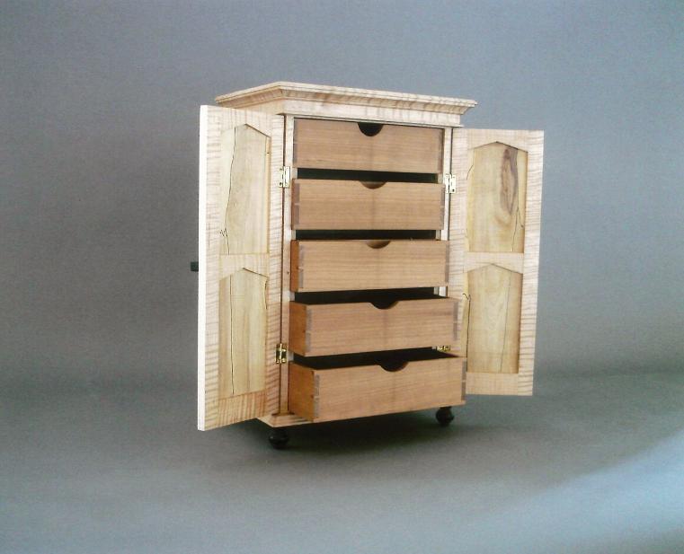 Jewelry Box, open