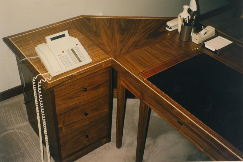 lawyers desk